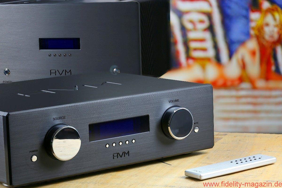 SOLD: FS: AVM Audio Ovation PA8 Pre-amplifier (Black) - Classifieds -  2-Channel Stereo - StereoNET