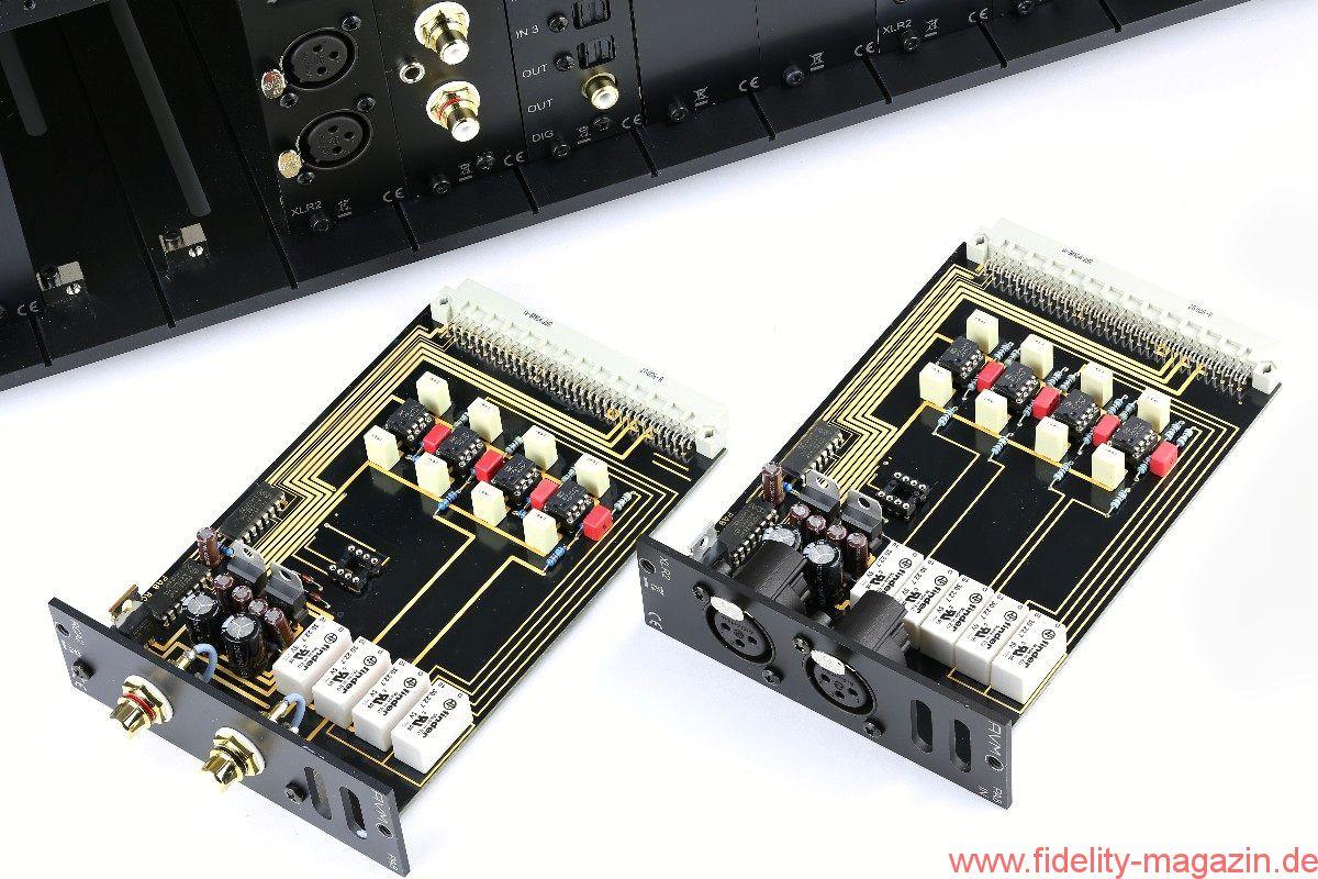 Test: AVM Ovation PA8 / Ovation SA8.2