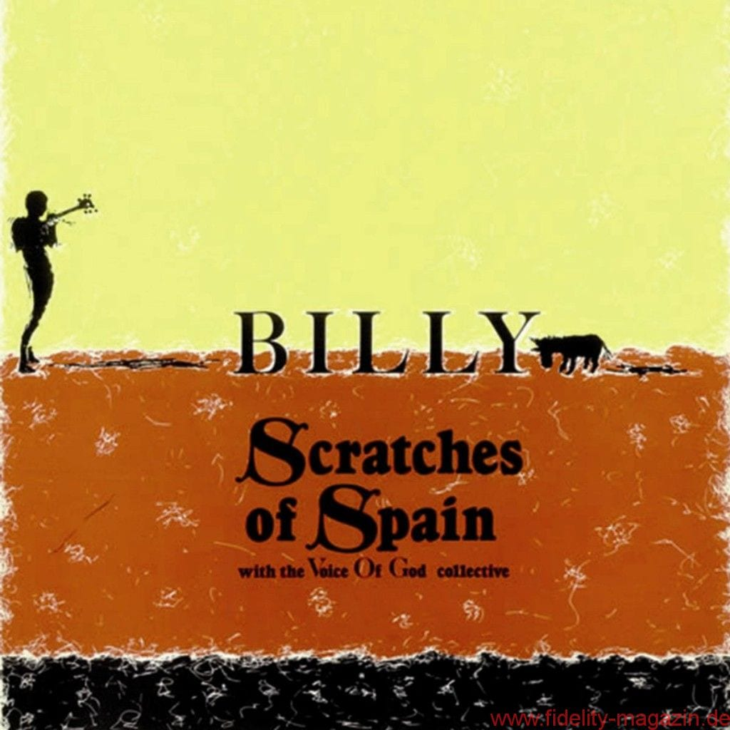 Billy Jenkins Scratches of Spain