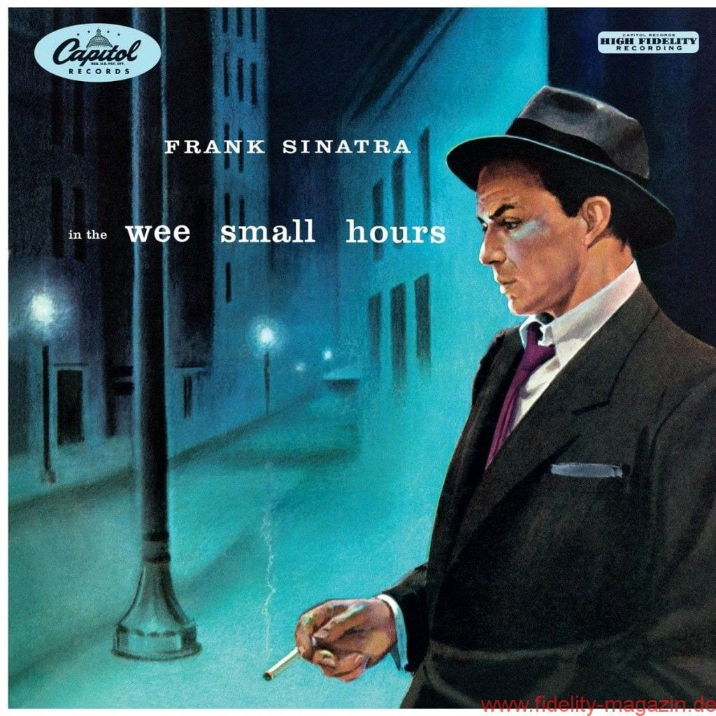 Frank Sinatra: In The Wee Small Hours (Capitol CDP 796826 2)