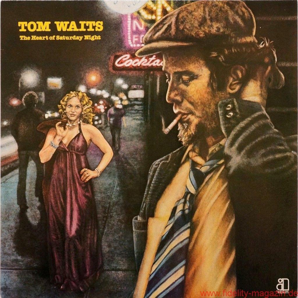 Tom Waits: The Heart Of Saturday Night (Asylum 7559-60597-2)