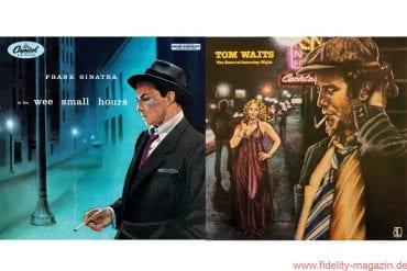 Albumdoppel Frank Sinatra Tom Waits