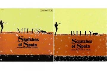 Albumdoppel Miles Davis Billy Jenkins
