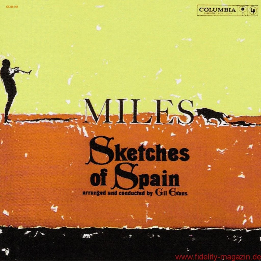 Miles Davis Sketches of Spain