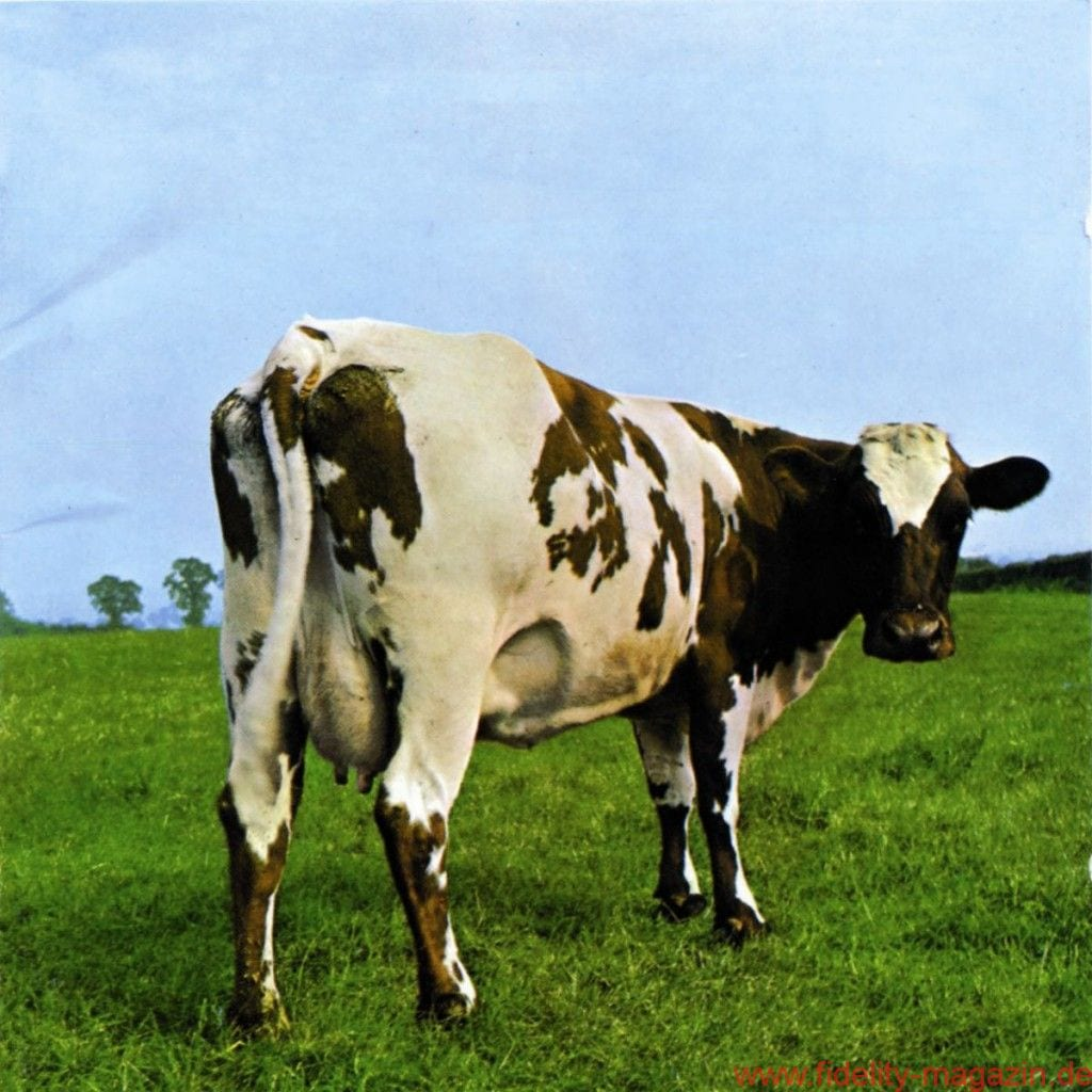 Cover Pink Floyd Atom Heart Mother