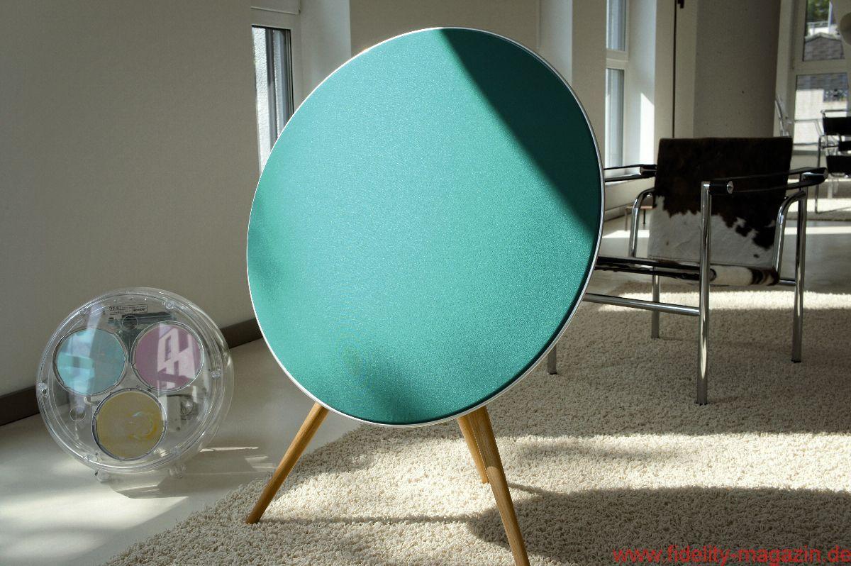 test bang olufsen beoplay a9 fidelity online. Black Bedroom Furniture Sets. Home Design Ideas