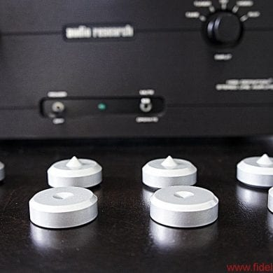 Black Forest Audio Puck Spike Spacer