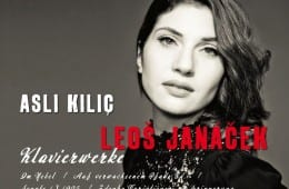 CD-Cover Asli Kilic Janacek