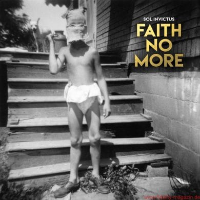 Interpret: Faith No More Albumtitel: Sol Invictus Label: Reclamation/Ipecac/Pias/Rough Trade Format: CD, Vinyl, Ltd. Gold-Colored Vinyl