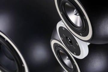 Lautsprecher und mehr Keramik Sat / Keramik Sub