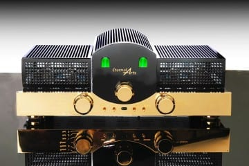MHW Audio Eternal Arts Full Tube Preamplifier ftp