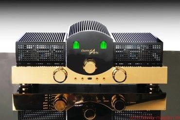 MHW Audio Eternal Arts Full Tube Preamplifier ftp