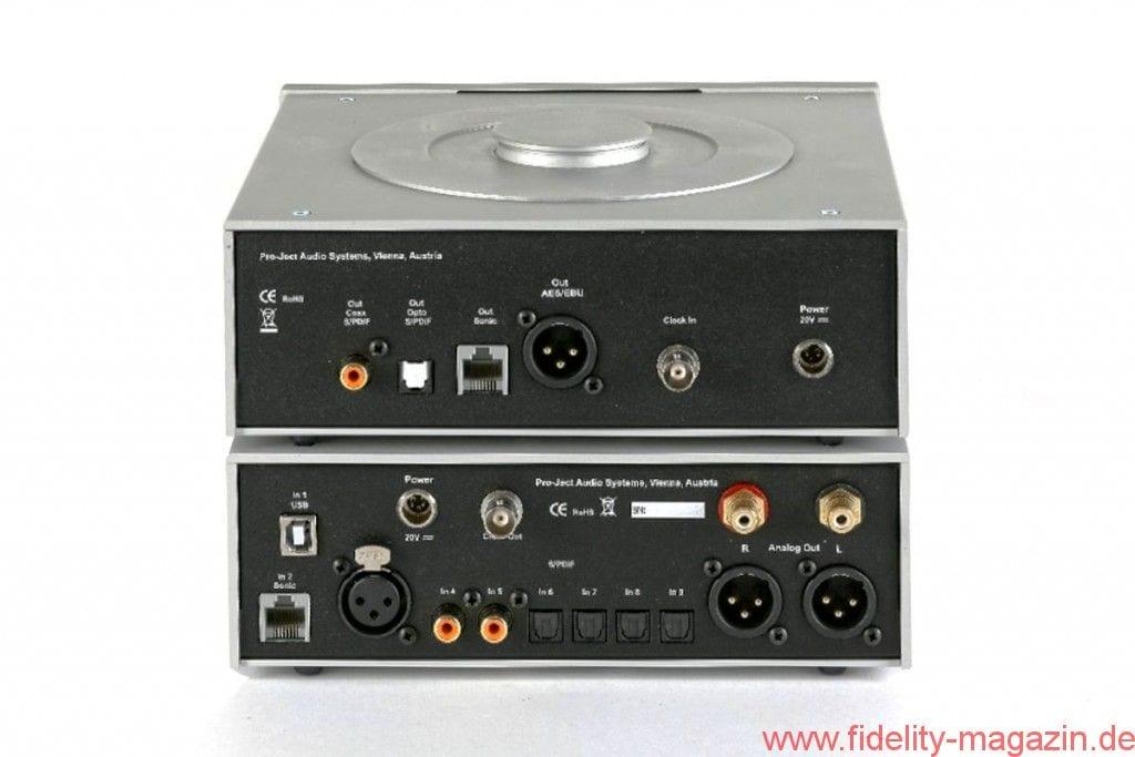 Pro-Ject CD Box RS DAC Box RS