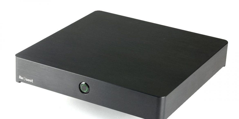 ReQuest Audio1 - Die Verarbeitungsqualität ist herausragend gut; das Gehäuse wird aus einem massiven Alublock herausgefräst