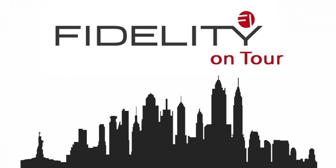 FIDELITY on Tour in NYC
