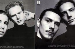 Albumdoppel SimonGarfunkel KruderDorfmeister