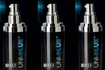 KEF UniBlue Raumspray