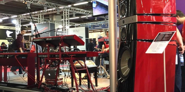 Musikmesse Frankfurt 2016
