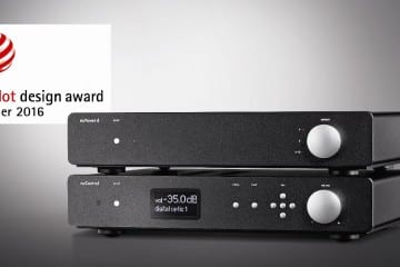 Nubert Reddot Design Award 2016