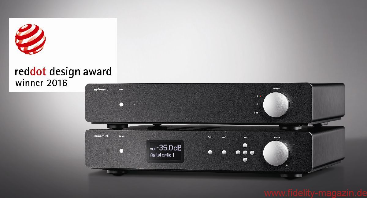 Nubert design preis f r hifi innovation fidelity online for Milano design award 2016