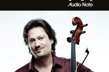 Audio Note Vincent Belanger