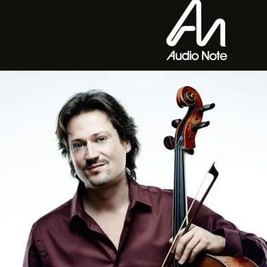 Audio Note Vincent Belanger