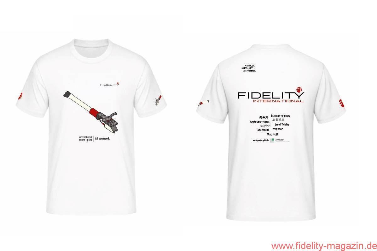 FIDELITY T-Shirts