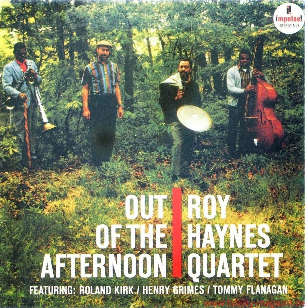 Roy Haynes Quartet