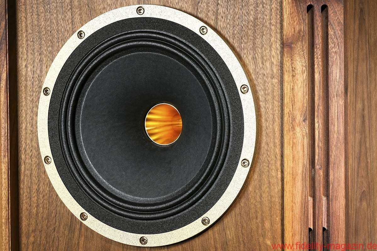 Test Tannoy Turnberry GR Limited Edition Alnico Lautsprecher ...