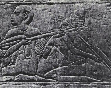 Relief von Saqqara
