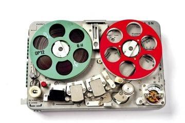 Nagra SN Tonbandmaschine