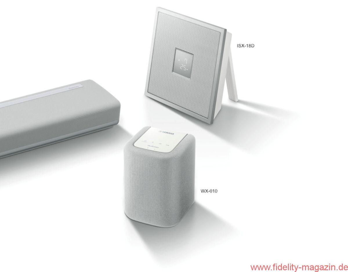 yamaha musiccast streaming speaker fidelity online. Black Bedroom Furniture Sets. Home Design Ideas