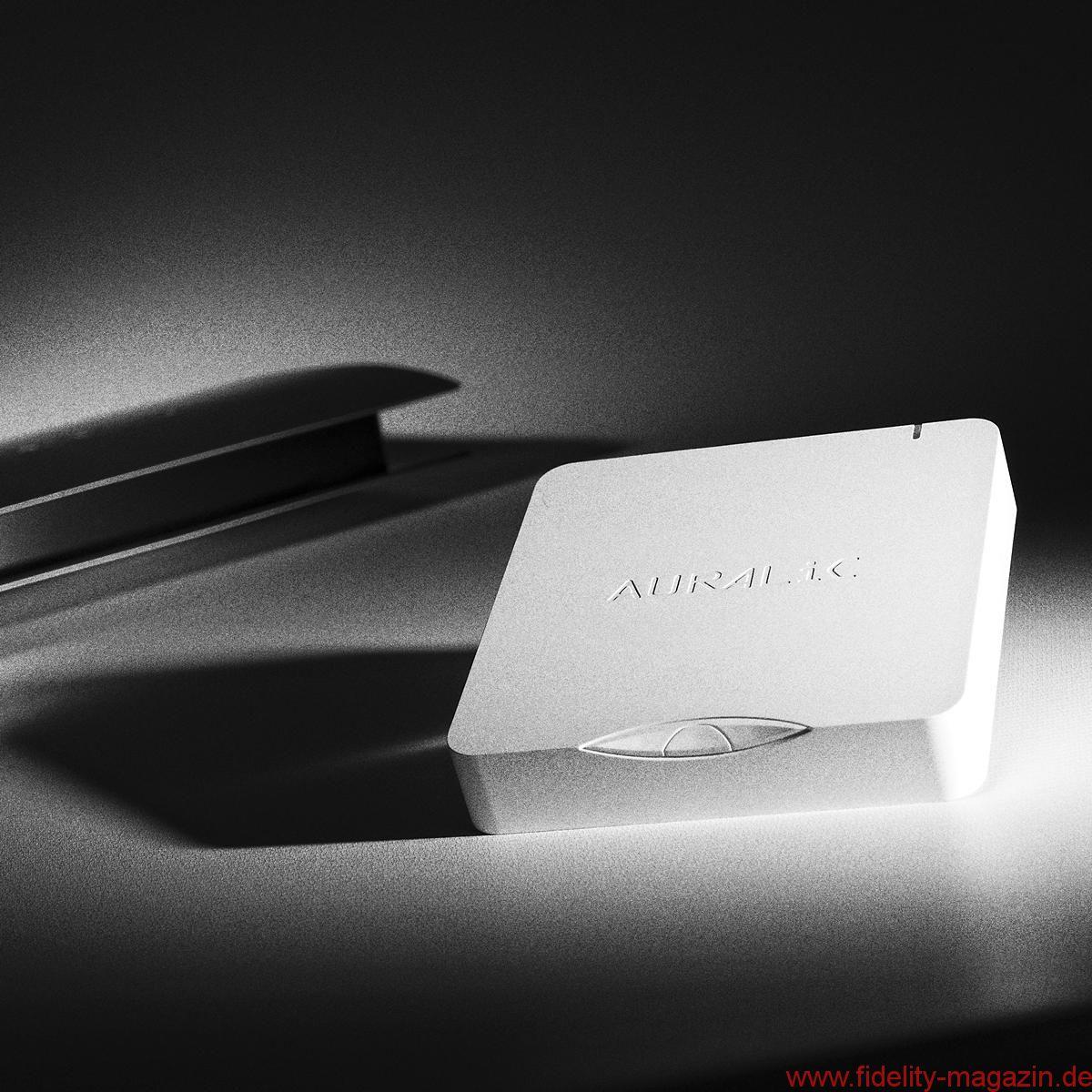 Test Auralic Aries Mini Netzwerkplayer