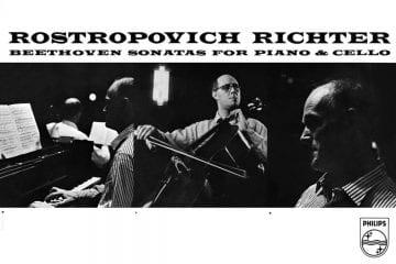 rostropovich richter