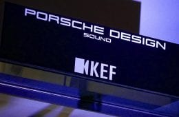 Launch Event Porsche Design und KEF