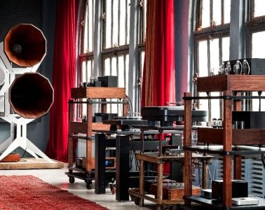 Oswalds Mill Audio Brooklyn Showroom