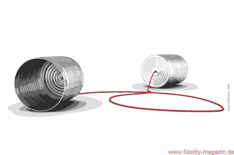 Phasenumkehr - Die Graswurzel wachsen hören