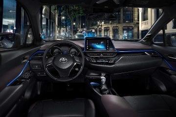 Toyota C-HR und JBL