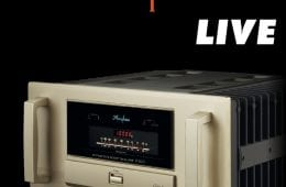 accuphase live