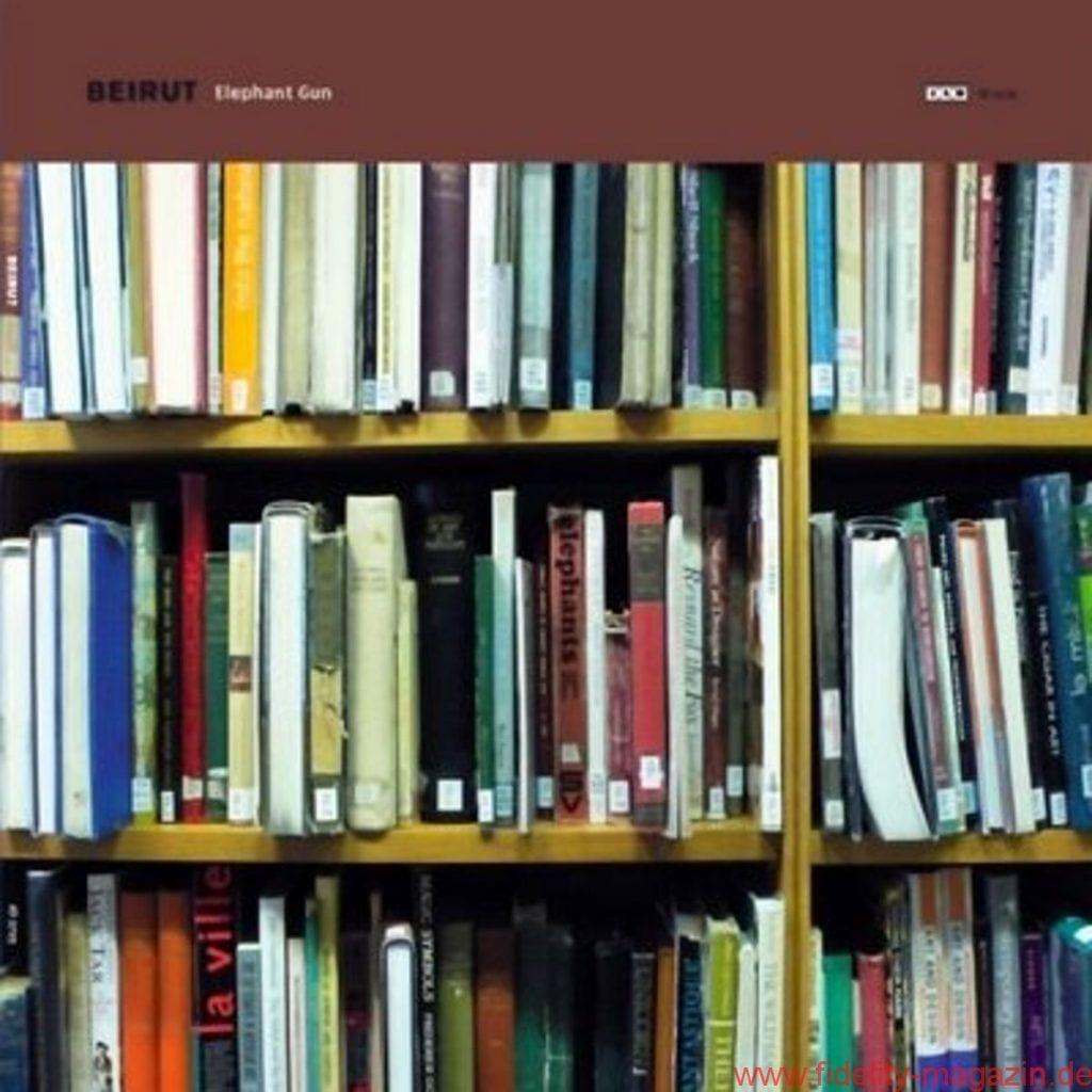Beirut_Elephant Gun EP