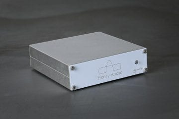 Henry Audio USB DAC 128 MkII