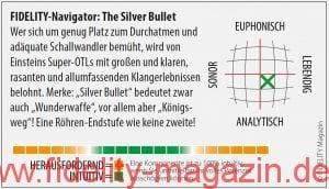 Einstein The Silver Bullet Navigator