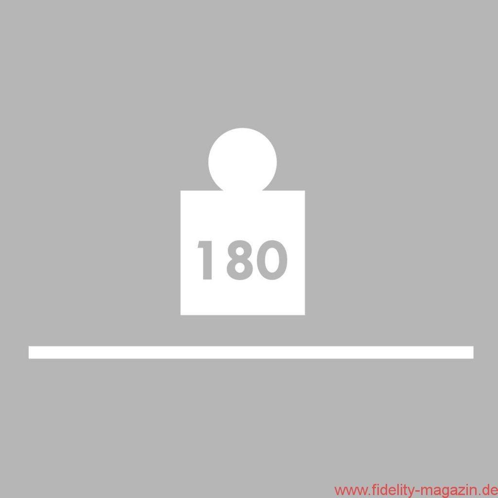 Höchstes Augenmerk gilt der Vinylqualität: 180 Gramm oder schwerer sind empfehlenswert, ebenso eine durchgehende Rille pro Schallplattenseite.
