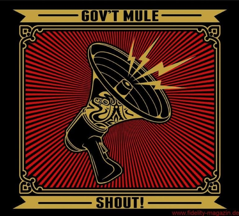 Gov't Mule Shout