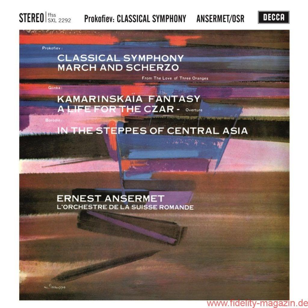 Prokofjew Classical Symphony