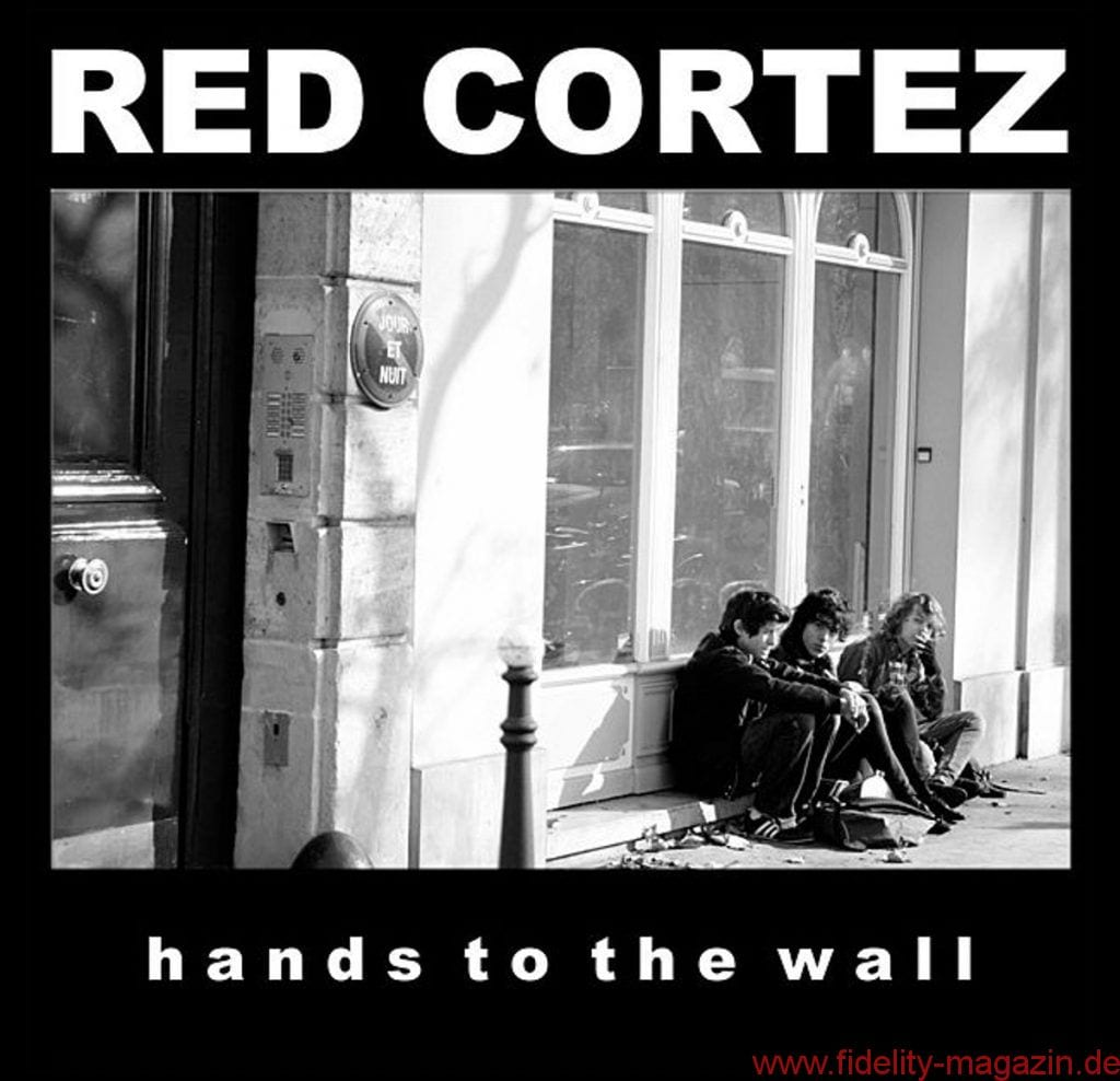 Red Cortez Hands To The Wall