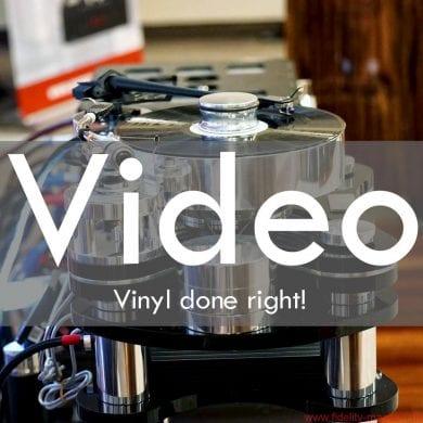 FIDELITY Praxis-Tipp Analogtechnik - Video Vinyl done right