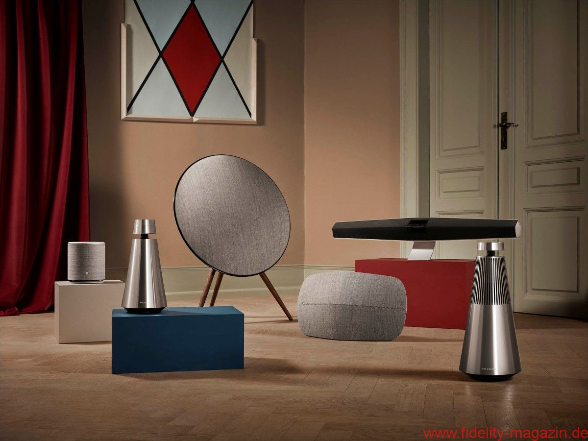 die multiroom kollektion von bang olufsen design f r. Black Bedroom Furniture Sets. Home Design Ideas