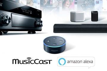 MusicCast&amazonalexa