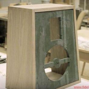 Oswalds Mill Audio Video aus der Produktion